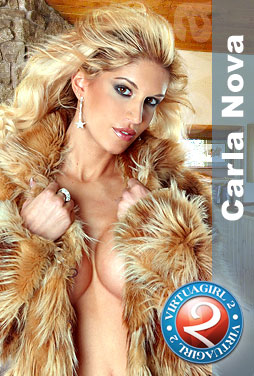 Carla Nova strips on your desktop