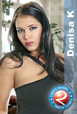 Denisa K strips on your desktop